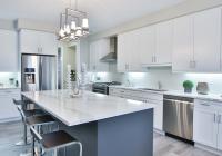 Materiais mais adequados para bancadas de cozinha bancada